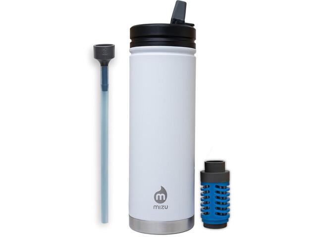 MIZU V7 - 360 Botella con aislamiento 700ml, enduro white